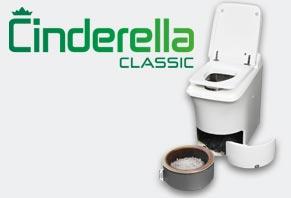 Cinderella toalett service
